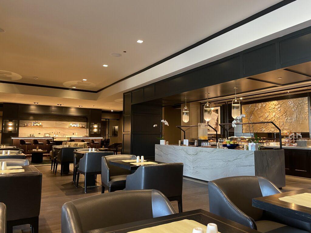 Grand Hyatt Nashville Executive Lounge