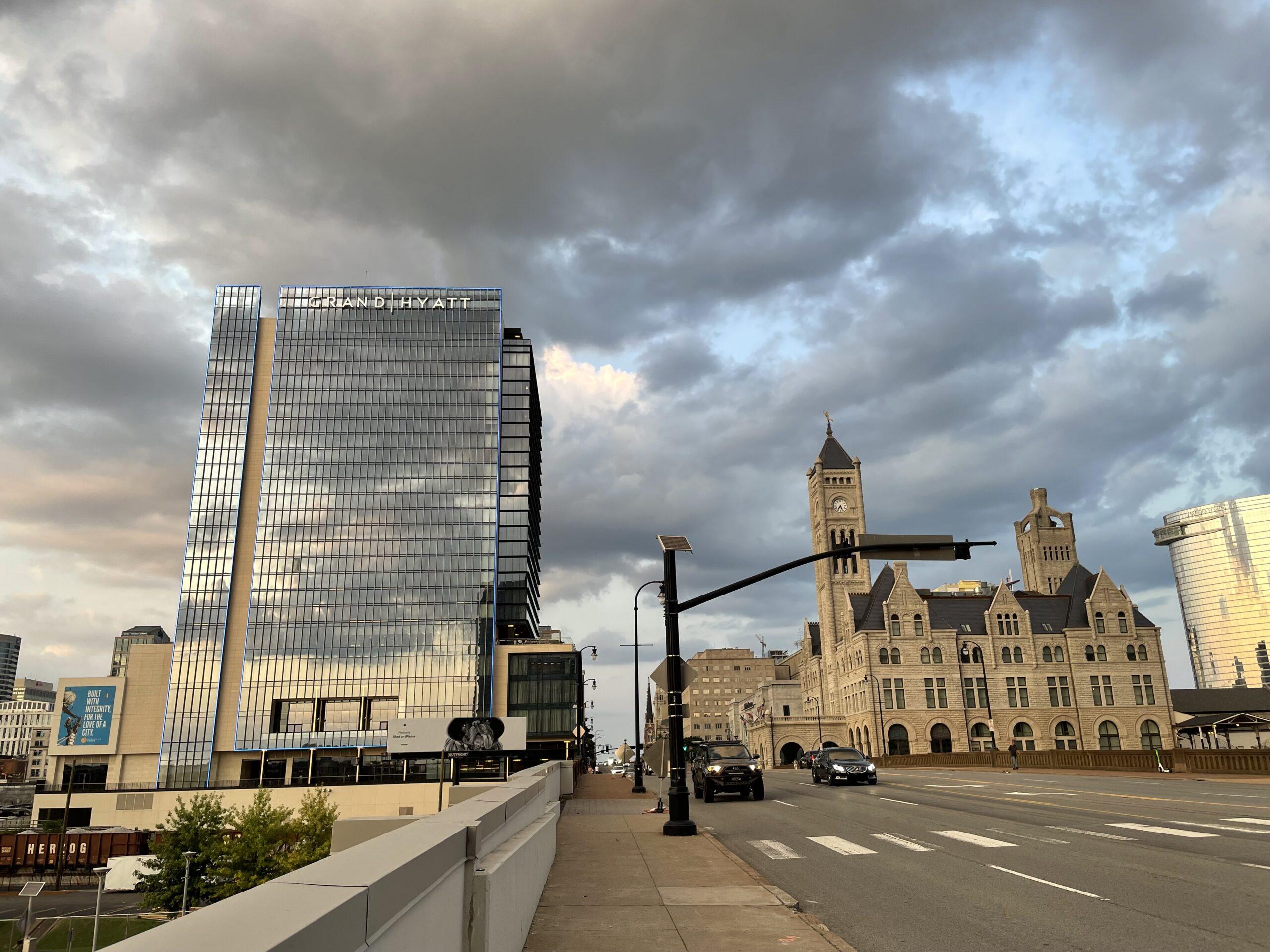 Grand Hyatt Nashville Review