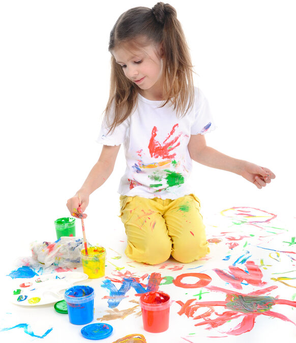 Why Kids are so Creative
