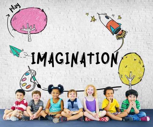 Robots Can Inspire Creativity in Kids