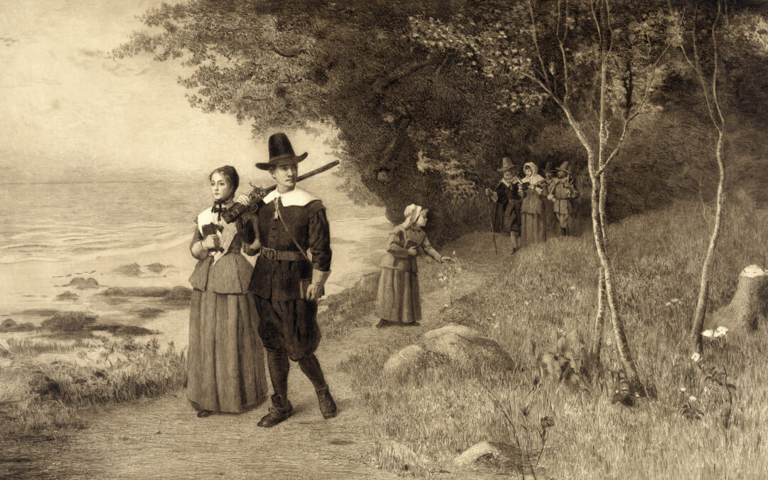 Innovation Lessons Companies Can Learn From the Pilgrims