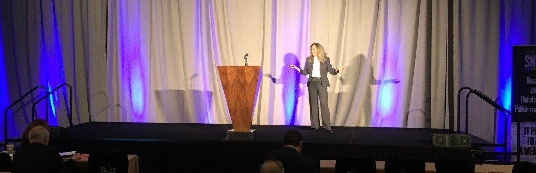 What I've Learned as an Innovation Keynote Speaker