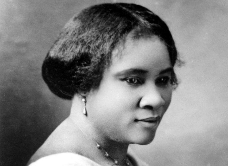 Inventor Madam C.J. Walker