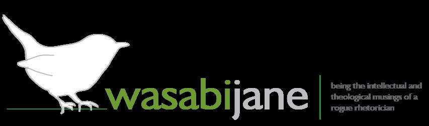 WasabiJane   The blog of Lisa Eldred