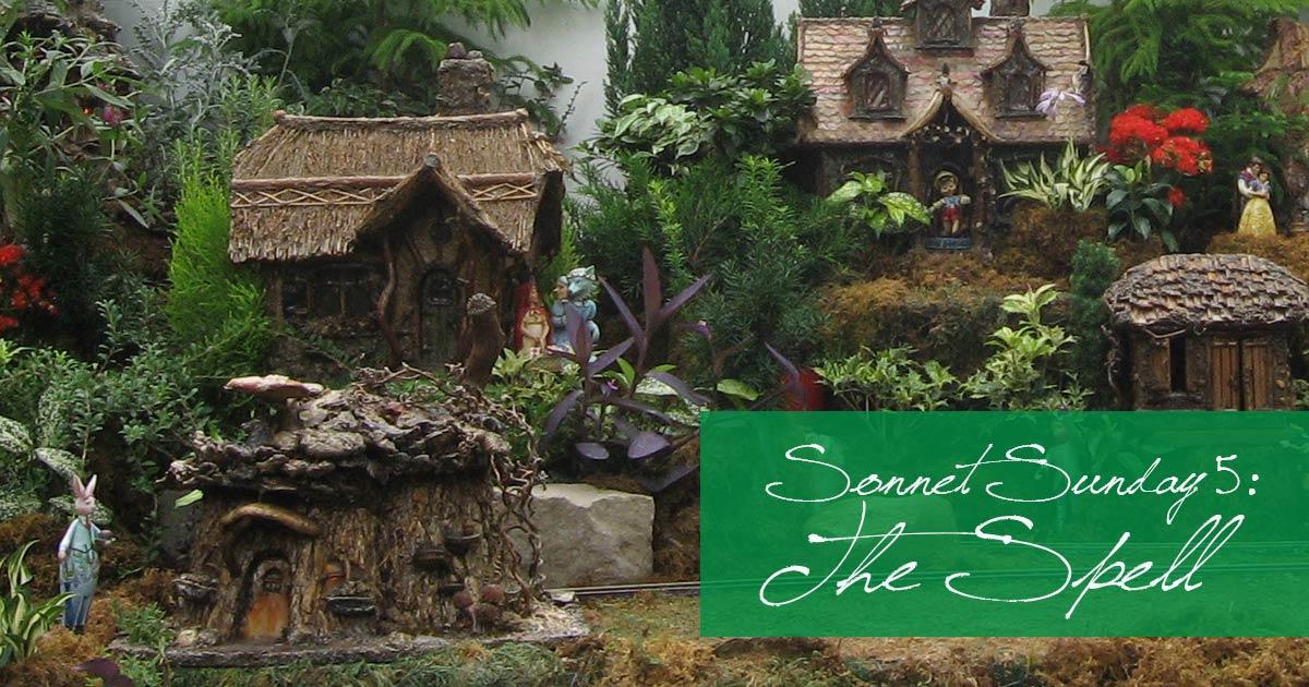 Sonnet Sunday 5: The Spell