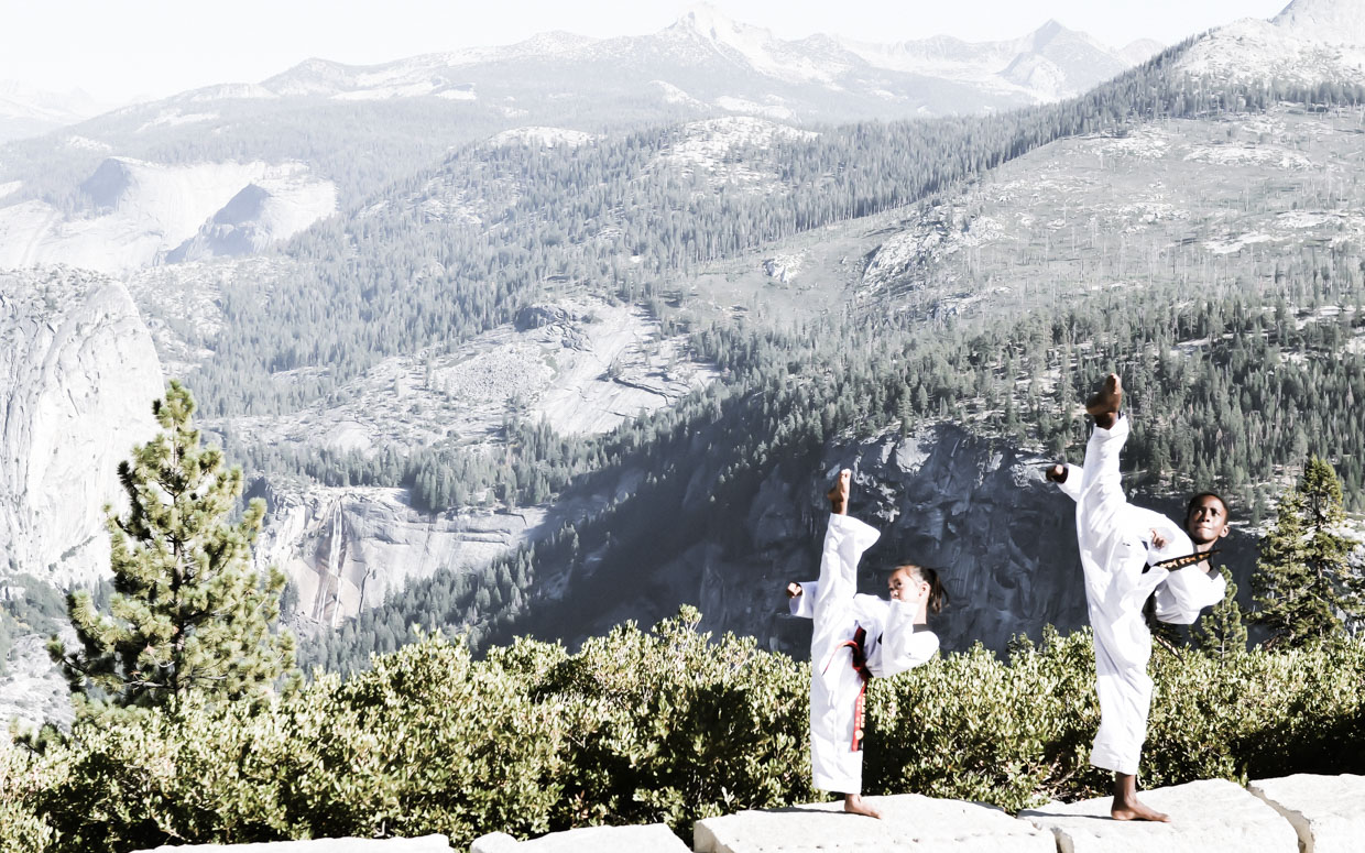 salims-taekwondo-students-kicks-yosemite