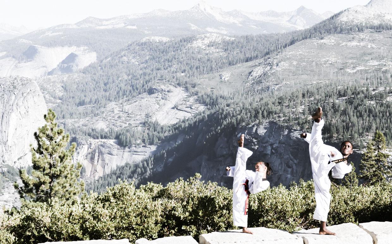 salims-taekwondo-students-kicks-yosemite