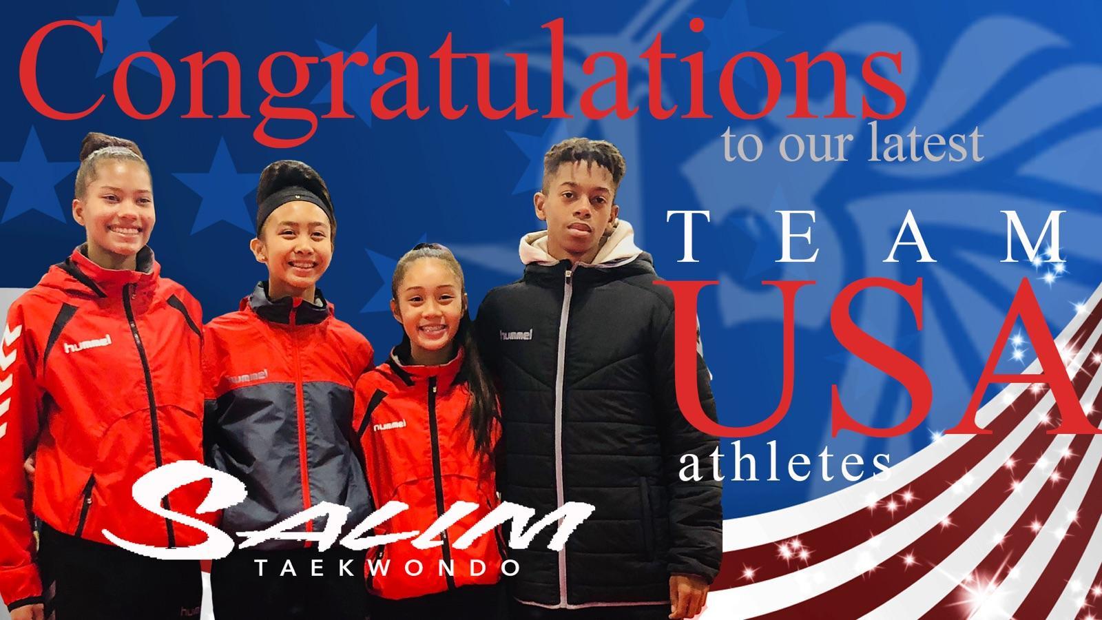 Team-USA-Salim-Taekwondo
