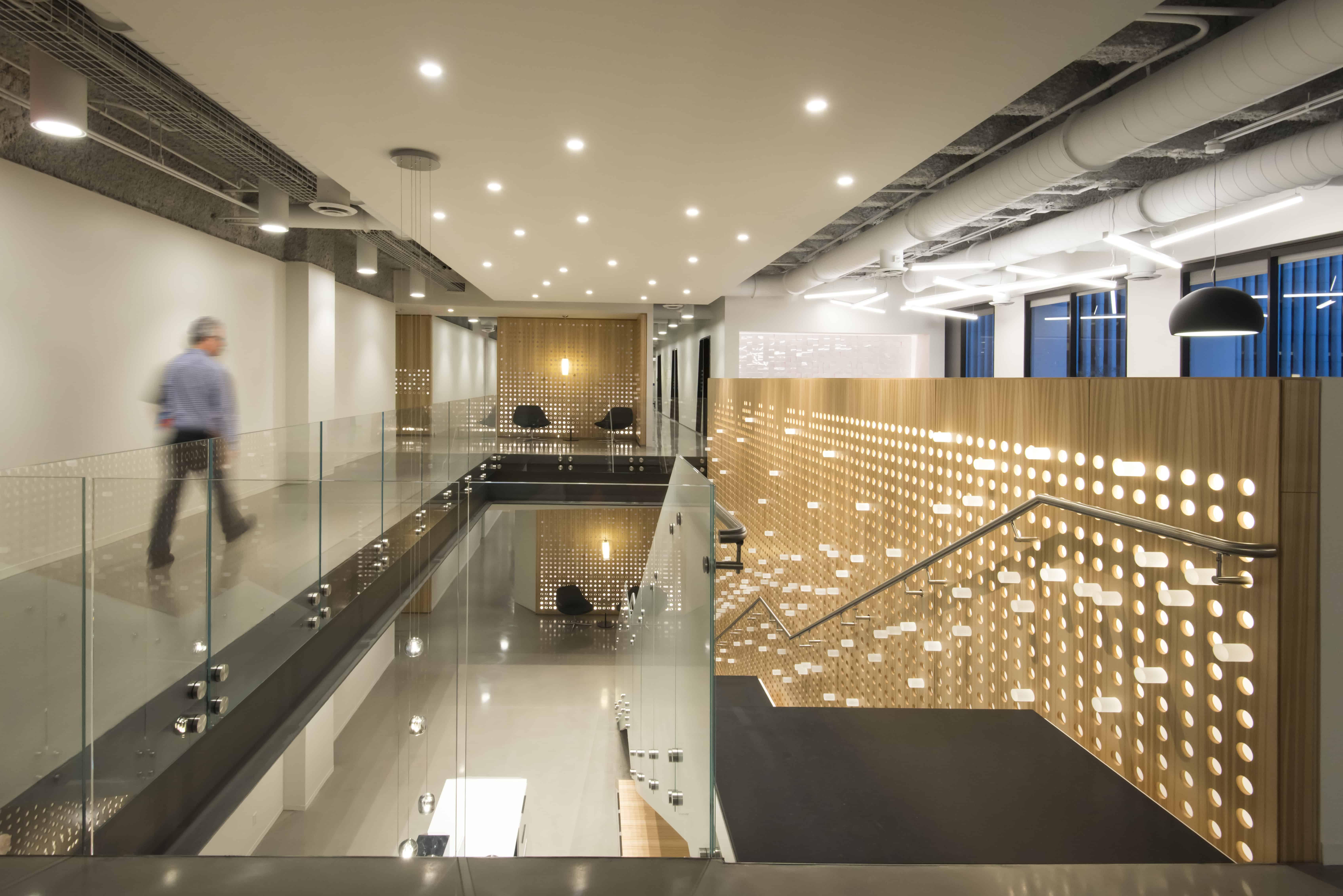 industrial modern office
