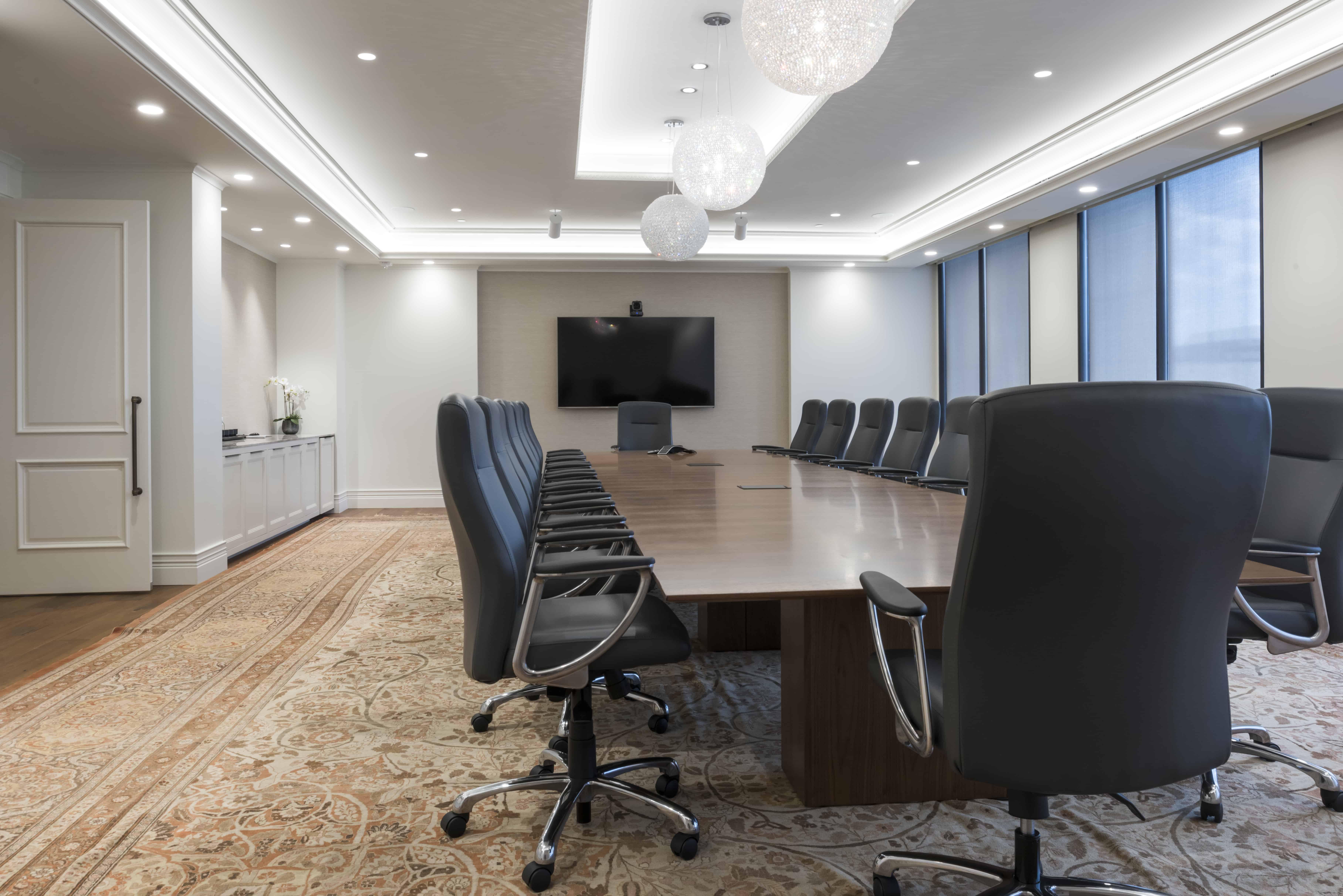 Greenway Plaza Corporate Interiors