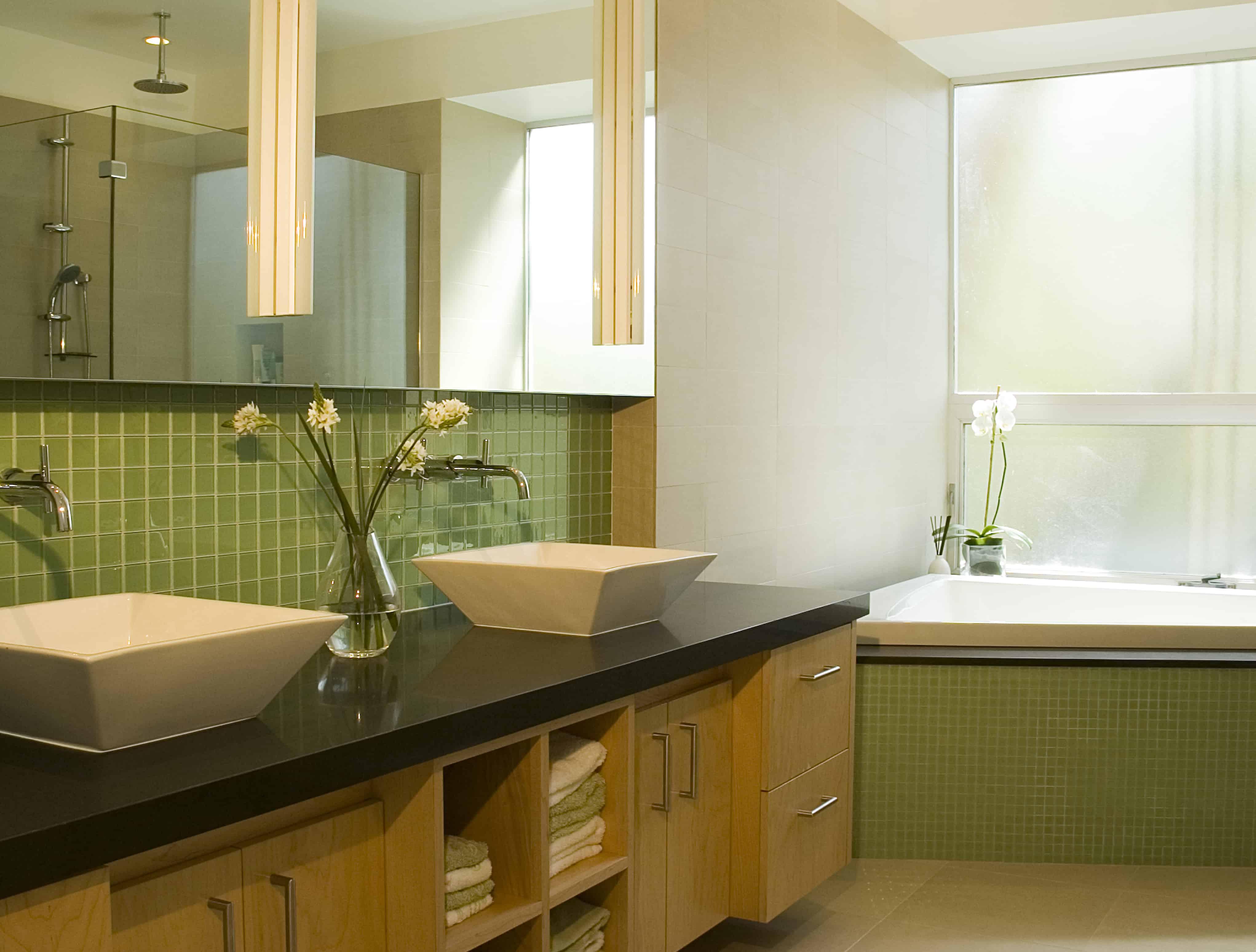 indian modern home master bath