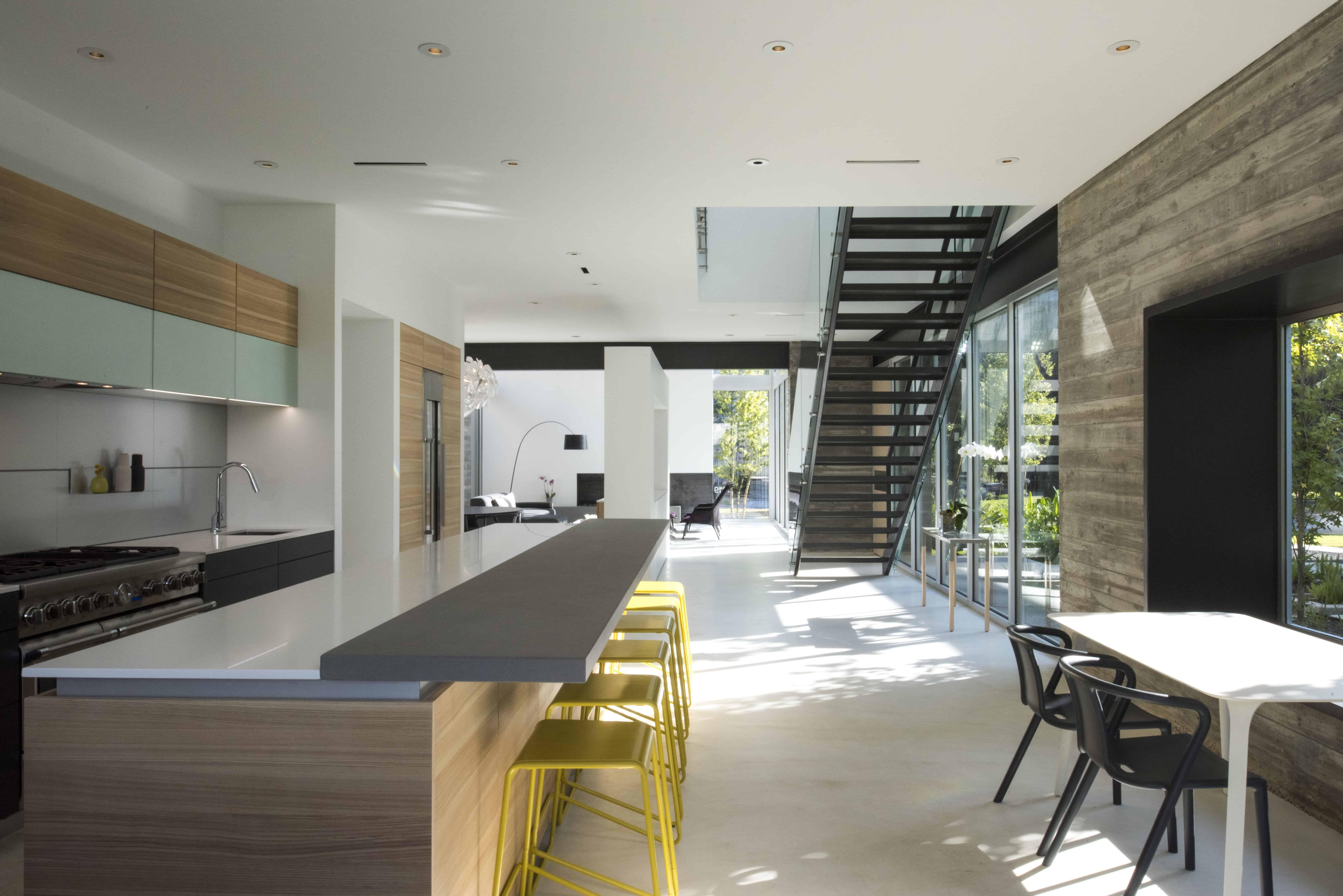 Modern Houston Architect Home