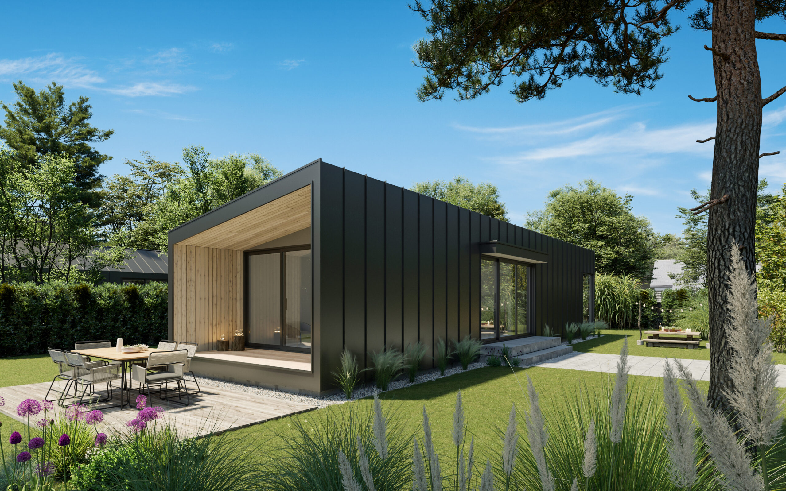 , Limited Edition Homes, Intexure Architects