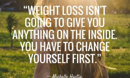 Michelle Hastie on Changing Your Body from the Inside