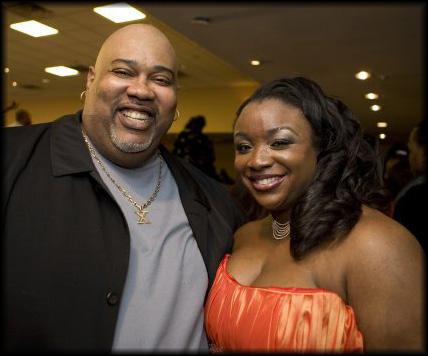 KL Belvin and Tiffany Braxton Belvin