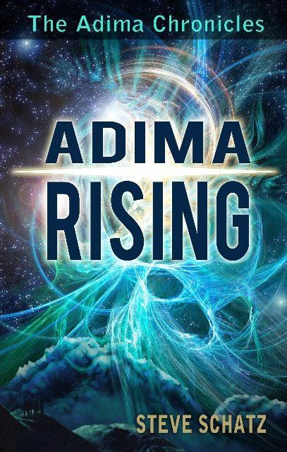 Announcing YA Fantasy Adima Rising