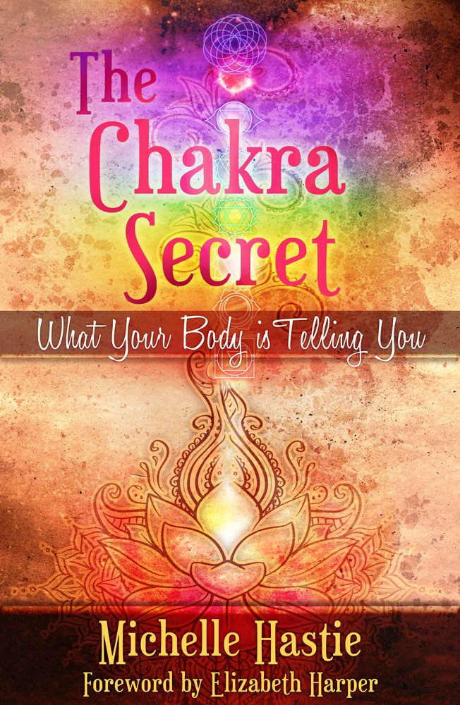 book blog, sacral charka recipe, chakra secret