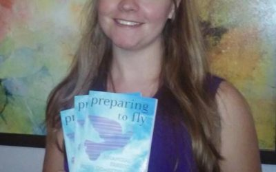 """New Release! """"Preparing to Fly"""" by Sarah Hackley"""