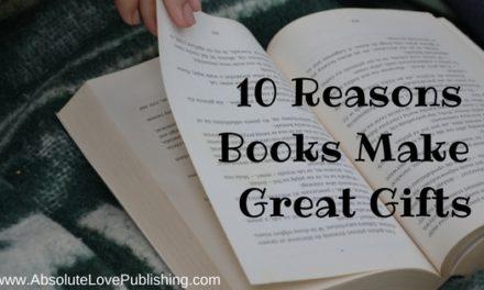 Ten Reasons Books Make Great Gifts