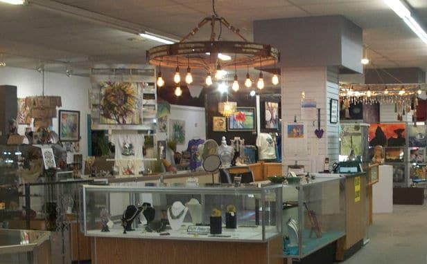 The Gallery at Main Street Arts