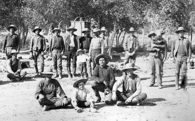 Pecos Valley Chisum Cowboys