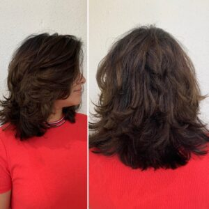 Color, Haircut, and Style