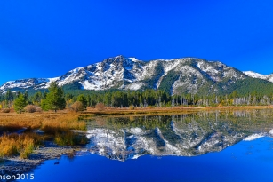 Crater Lake, Lake Tahoe, Pacific Coast
