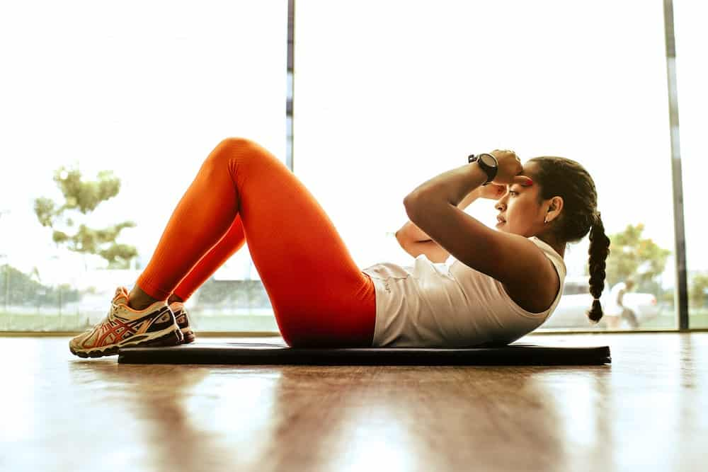 At-home mom workouts tips and tricks for staying in shape