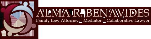 Alma Benavides Family Law Logo