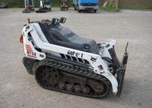 Bobcat MT50 Mini Excavator