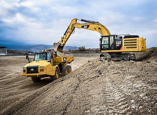 CAT 336F L Large Excavator Key Features