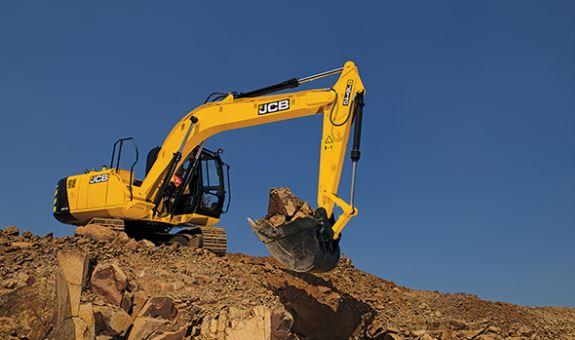 JCB JS 140 Tracked Excavator price in india