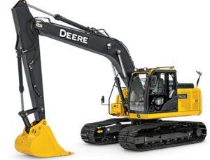 John Deere 160G LC Excavator