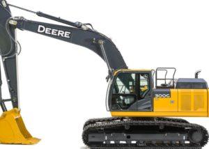 John Deere 300G LC Excavator