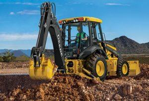 John Deere 310L EP Backhoe Construction Equipment Key features