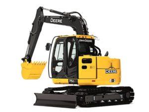 John Deere 75G Excavator