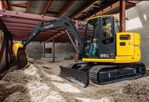 John Deere 85G Excavator