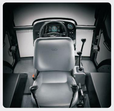 Mahindra EarthMaster SX Backhoe Loader Superior Convenience And Comfortable Design
