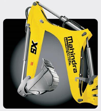 Mahindra EarthMaster SX Backhoe Loader Superior Productivity and Performance