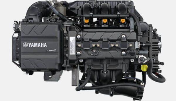 Yamaha EX Sport TR 1 Engine