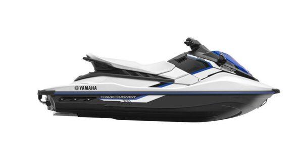 Yamaha EX Sport Waverunner Jet Ski Water Craft Overview