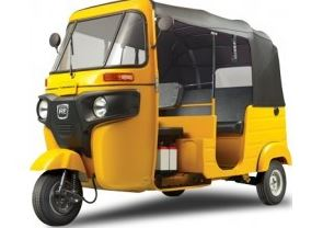 Bajaj RE Compact LPG Auto Rickshaw