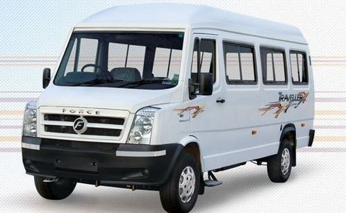 FORCE TRAVELLER 3700 Price List in india