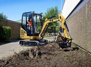 Caterpillar 301 7D Mini Hydraulic Excavator