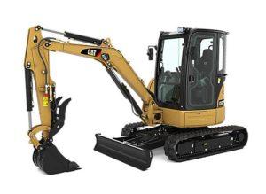 Caterpillar 303 5E CRHydraulic Excavator price