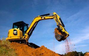 Caterpillar 305 5E2 CR Mini Excavator