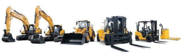 Hyundai Excavator Construction Equipment Price List in India