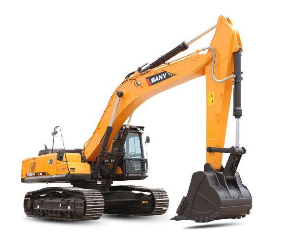 SANY SY380LC-9H 35 Ton Excavator Price in India