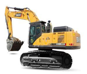 SANY SY480LC-9H 45 Ton Excavator price in India