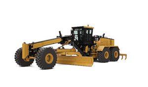 caterpillar 24m motor grader price